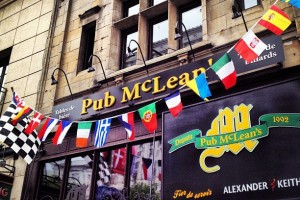 Gallery: McLean's Pub in Montreal