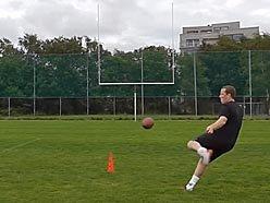 Talented Norwegian Kicker Grabs Attention of NFL [VIDEO]