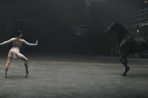 Horse, Dancers Compete for OPI [VIDEO]