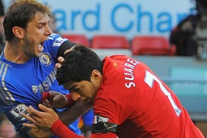 Liverpool's Suarez Banned 10 Games for Biting Chelsea's Ivanovic [VIDEO]