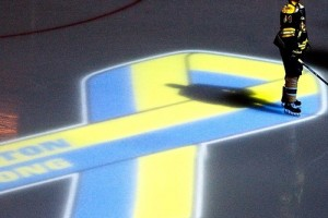 Boston Strong: Emotional Tribute from Bruins – Sabres Game [VIDEO]