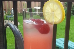Game Day Meal: Canada Day Cocktail