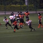 "Amazing ""Statue of Liberty"" Trick By Pee Wee Football Team [VIDEO]"