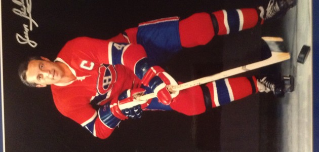 Habs360 Contest: Win a Jean Beliveau Picture