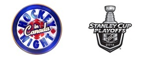 Conference Finals on Hockey Night in Canada