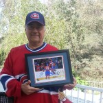 Habs360 Contest: Galchenyuk and Gallagher Autographed Pic Winner