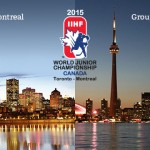 Schedule for 2015 IIHF World Junior Championship
