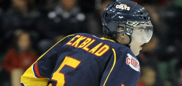 Prospects Update: Ekblad Tops Final Ranking for 2014 NHL Draft