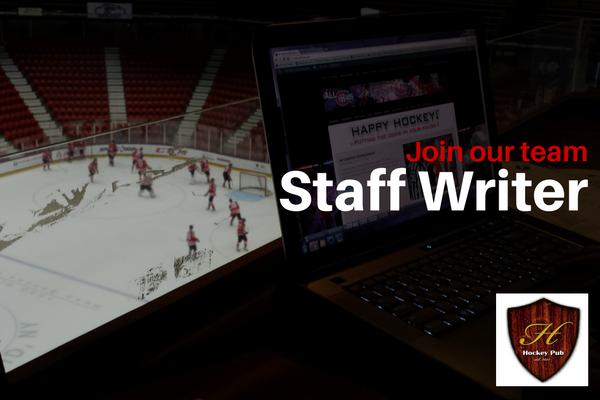 Staff Writer - HP