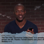 NFL Stars Read Mean Tweets