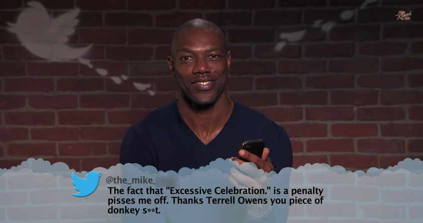 Mean Tweets   NFL Edition   YouTubecrop
