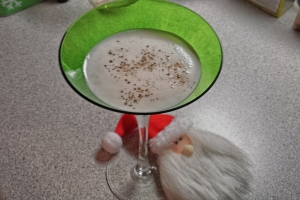 12 Days of Christmas Treats: Maple Butter Kiss Cocktail