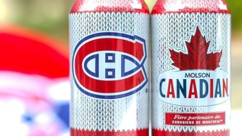 Molson Canadian Announces Five-Year Deal as Official Beer Sponsor of the Montreal Canadiens