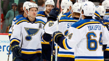 St. Louis Blues, Good Start But Good Enough?